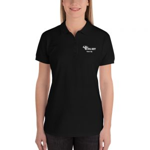 TBT Embroidered Women's Polo Shirt