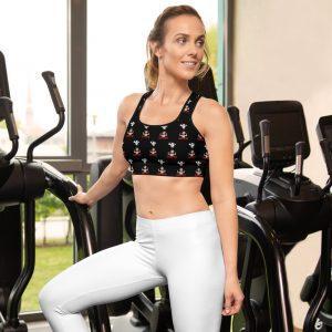 Sports bra – Gym Time