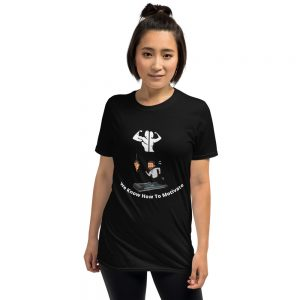 Short-Sleeve Unisex T-Shirt – Motivate